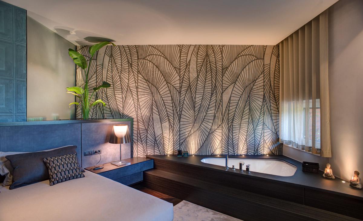 Dinterni italian interior design for Italian closet design